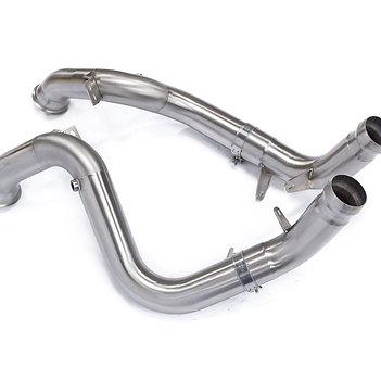 Даунпайпы Mercedes E63 AMG (w213)