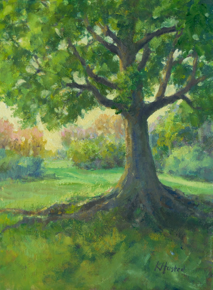 The Big Oak 12x16
