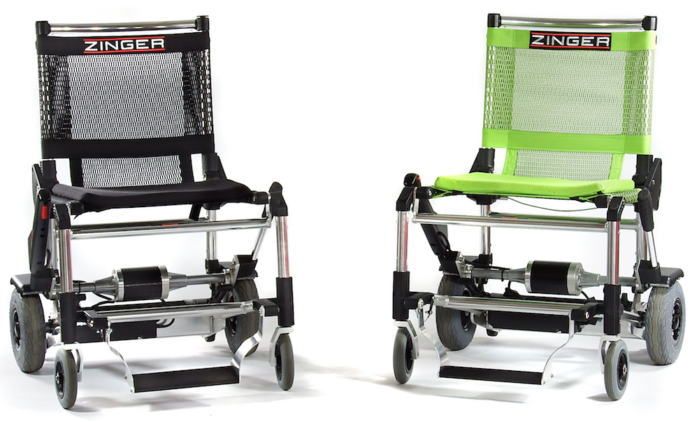 Electric Wheelchair United States Zinger Chair