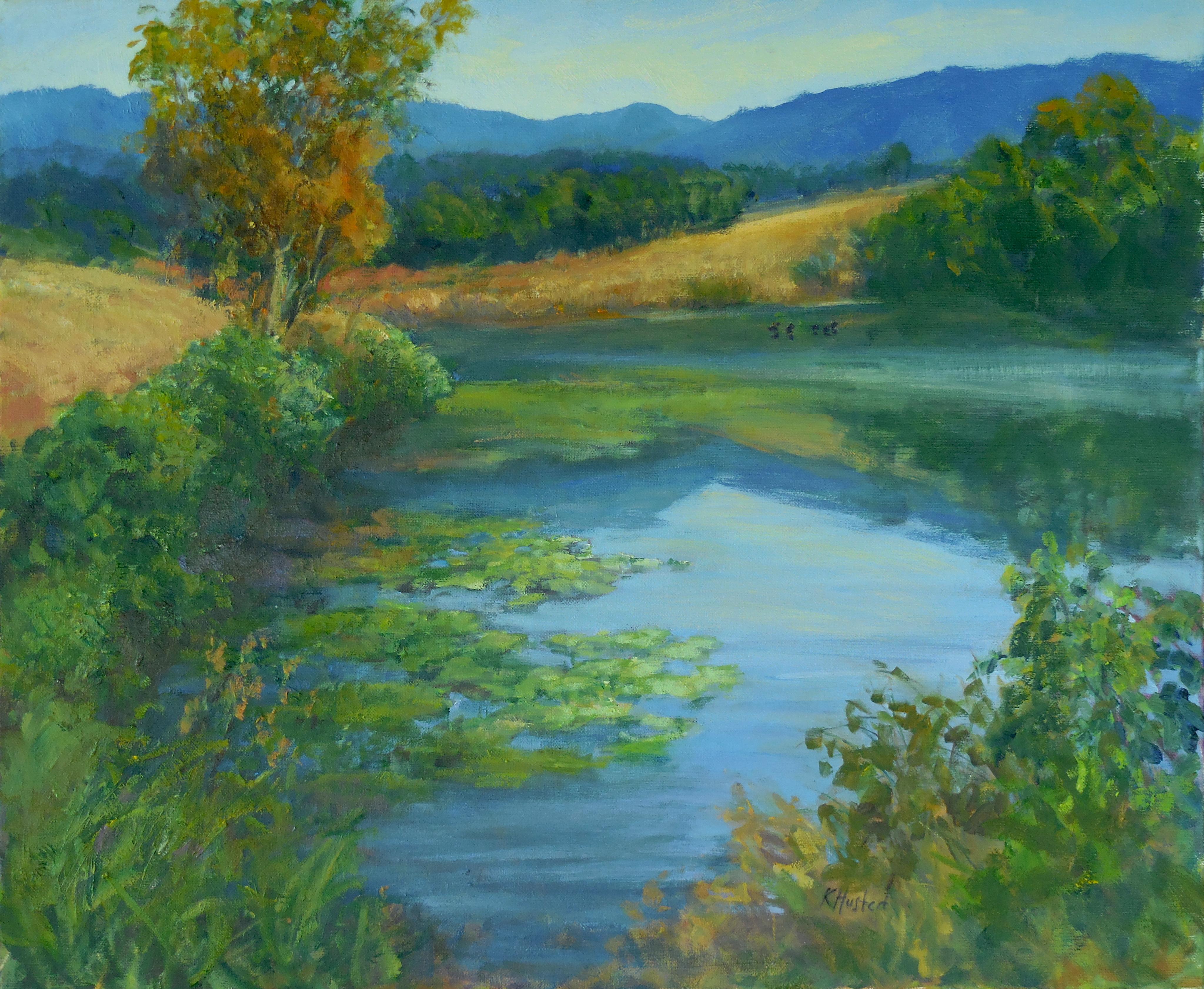 Lily Lake 20x24