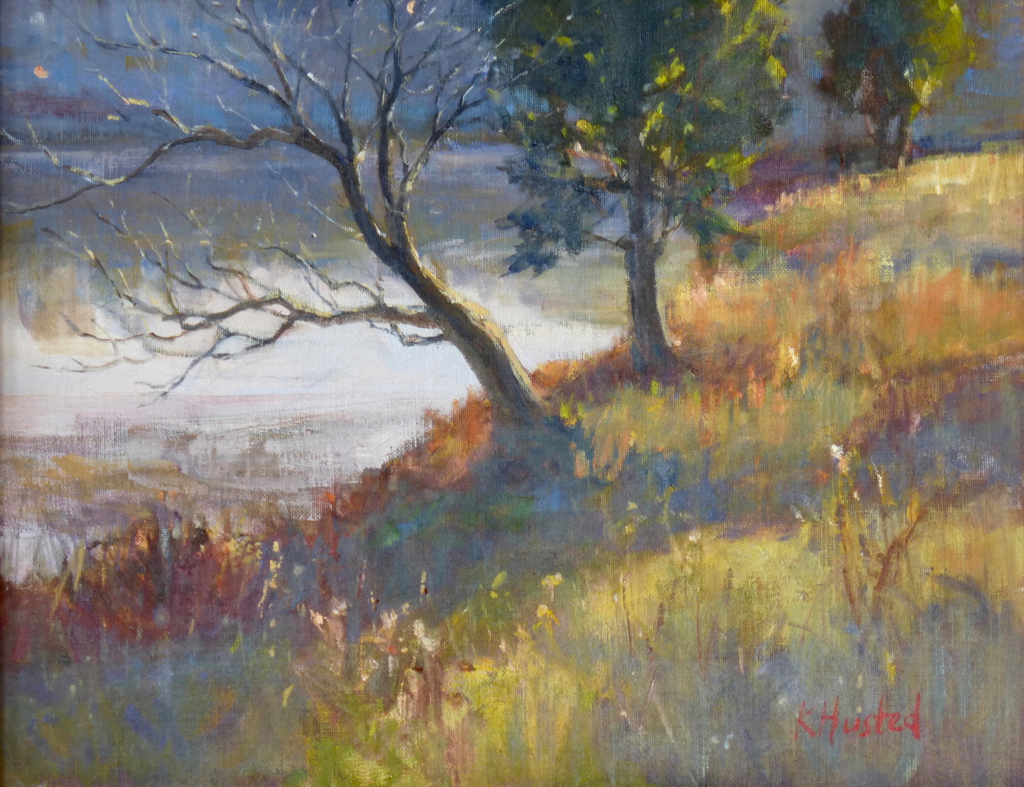 Morning Light 11x14