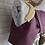 Thumbnail: JUNO PINK GREYHOUND COAT SIZE 24/26 inch