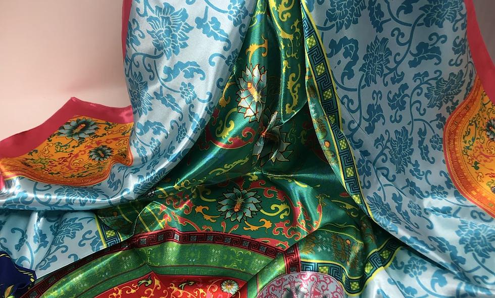 Pagoda Turquoise