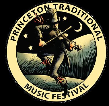 Princeton Traditional Music Festival logo