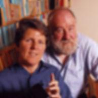 Jon Bartlett and Rika Ruebsaat