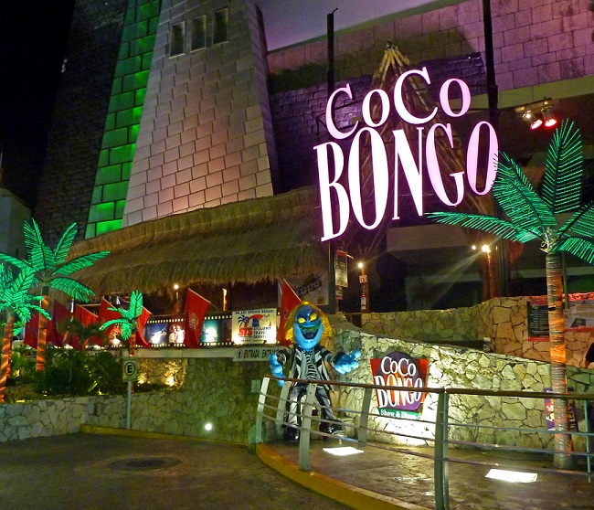 cocobongo-cancun