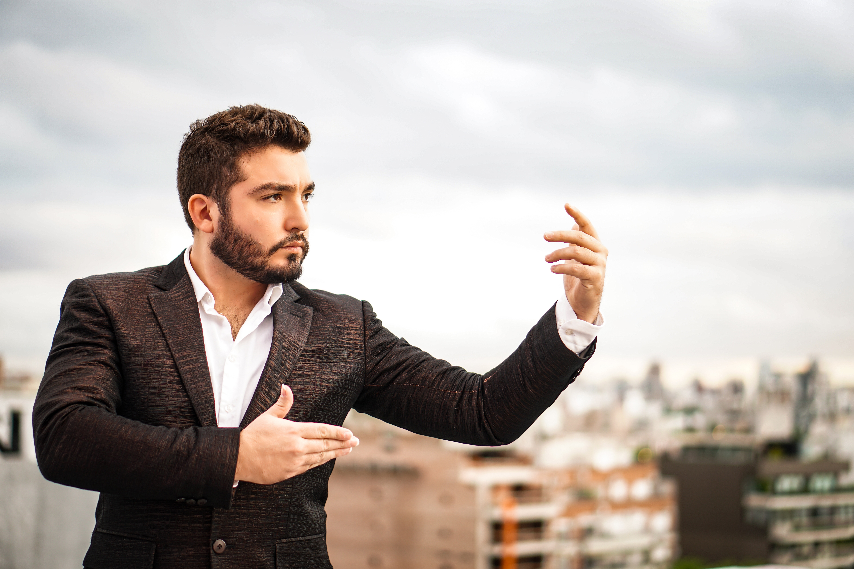 Sebastian Arrua tango maestro