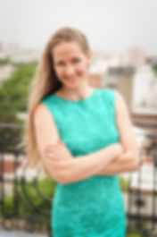 Mira Barakat Argentine Tango Teacher and Organizer of BA. Tango Evolutin