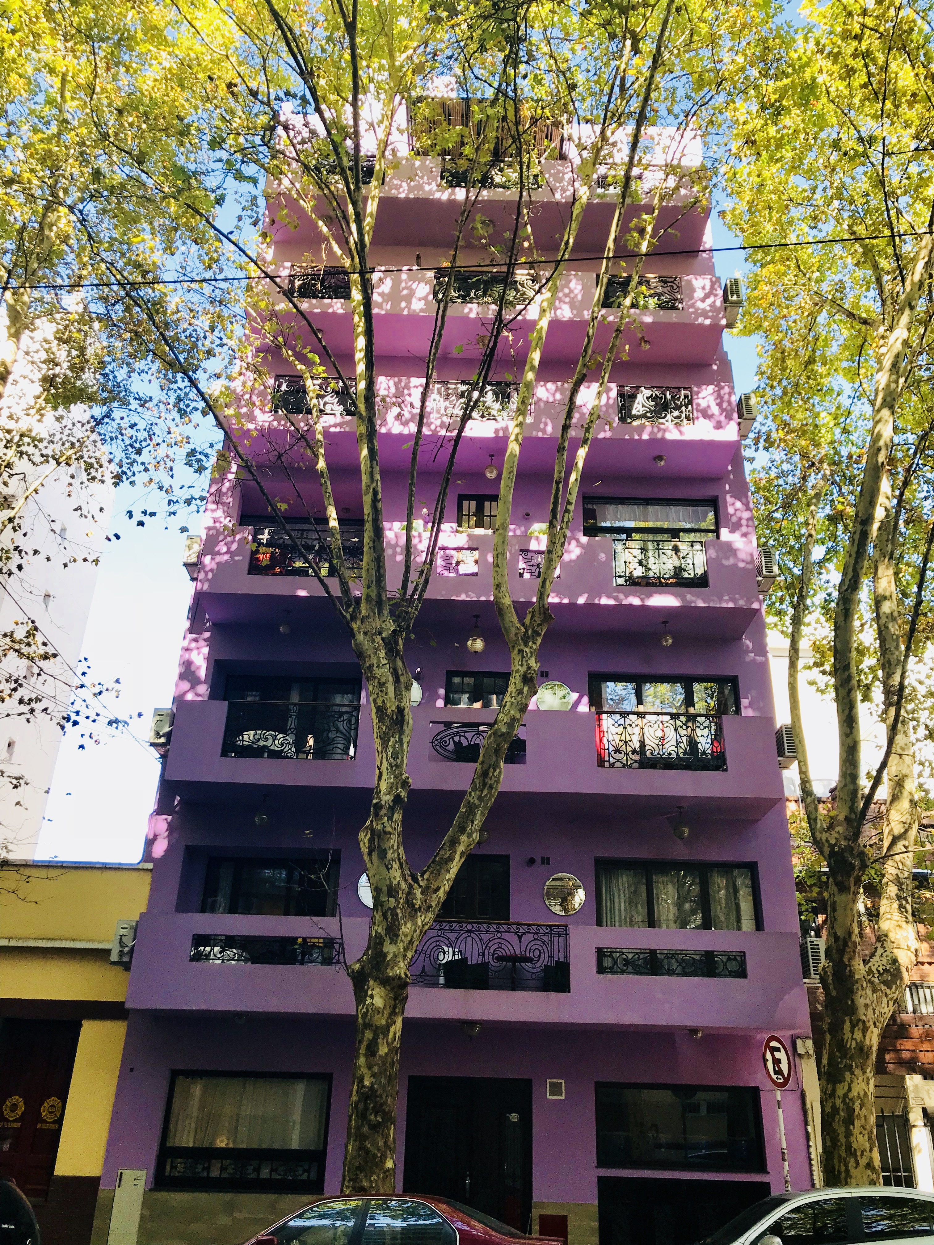 Luna Lila tango guest house