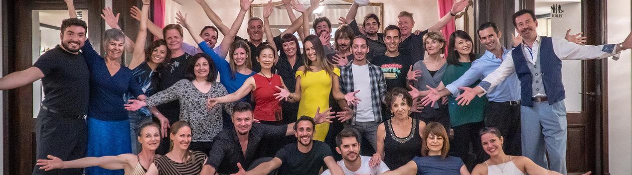 BA. Tango Evolution Tango Training in Buenos  Airs