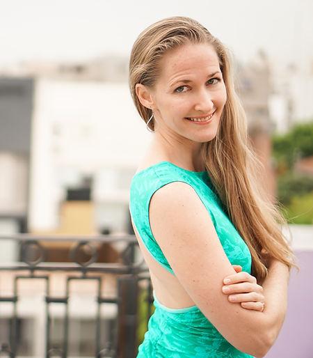 Mira Barakat, Argentine Tango Dancer & Instructor