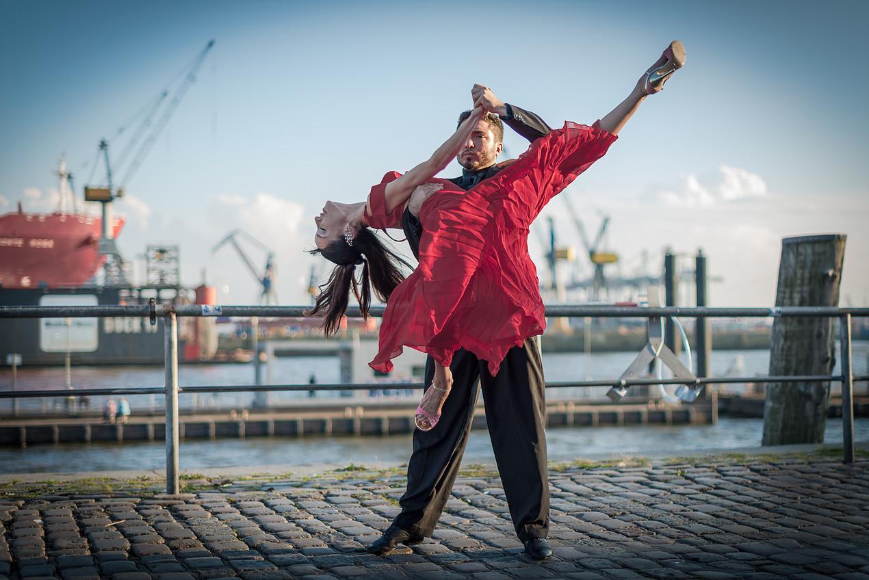 Sebastian Arrua & Karin Solana