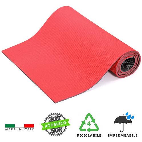 Tappetino per Fitness - Yoga - Pilates arrotolabile