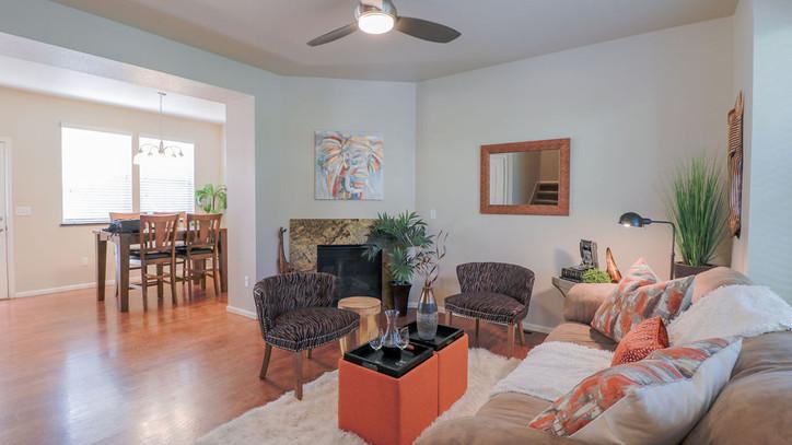 Living Room in Colorado