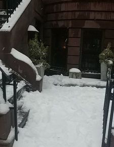 Foot Soldiers, LLC. Brownstone Snow Clearing Company in Brooklyn
