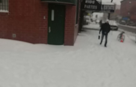 Foot Soldiers, LLC. Commercial Snow Clearing Services in Brooklyn