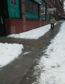 Foot Soldiers, LLC. Commercial Snow Removal Services in Brooklyn