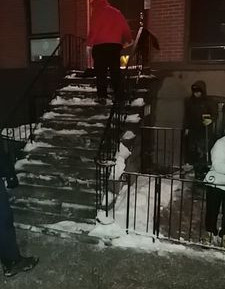 Foot Soldiers, LLC. House Snow Removal Services in Brooklyn