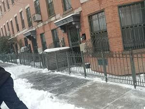 Foot Soldiers, LLC. Snow Cleanup in Brooklyn