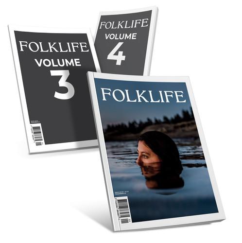 FOLKLIFE 2, 3, 4 Subsription