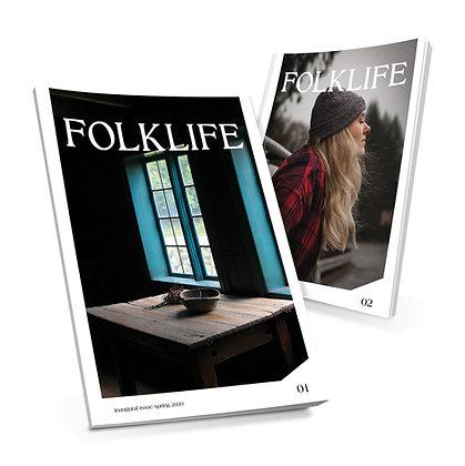 FOLKLIFE 2020 Subscription