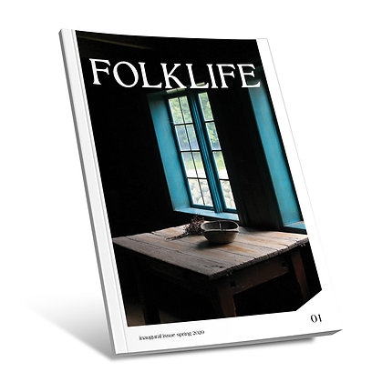FOLKLIFE 1st Edition - Spring/Summer 2020