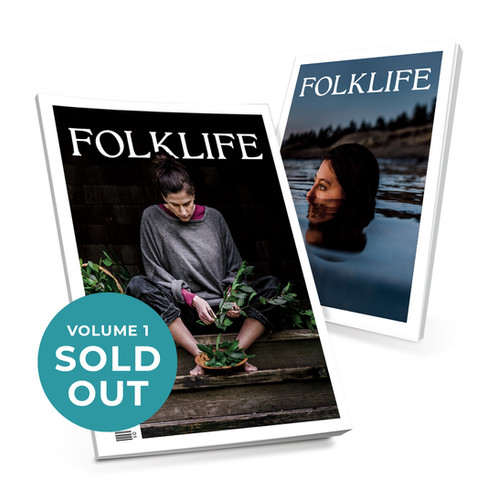 FOLKLIFE 1st Year Subscription - SOLD OUT