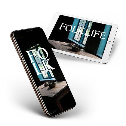 FOLKLIFE 1st Digital Edition - Spring/Summer 2020