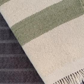zapp  green stripe blanket.jpg