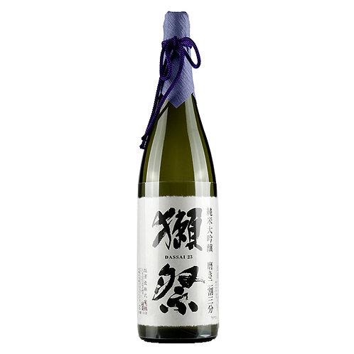 獺祭二割三分純米大吟釀 - 1.8L