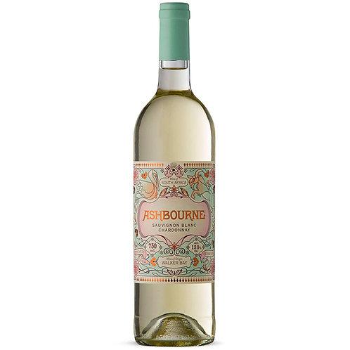 2018 Ashbourne, Sauvignon Blanc Chardonnay, Walker Bay South Africa