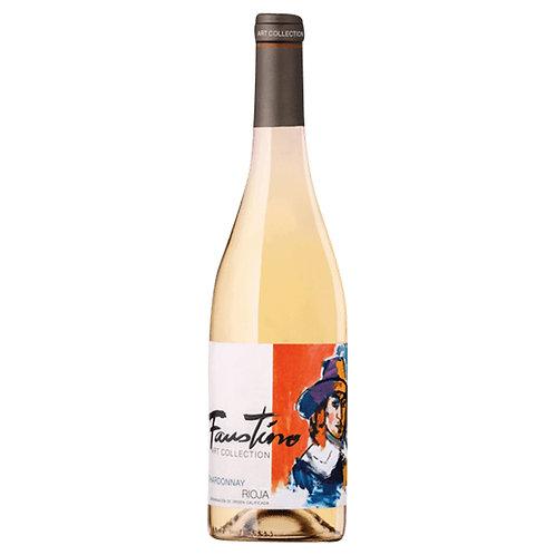 2019 Bodegas Faustino Art Collection Chardonnay