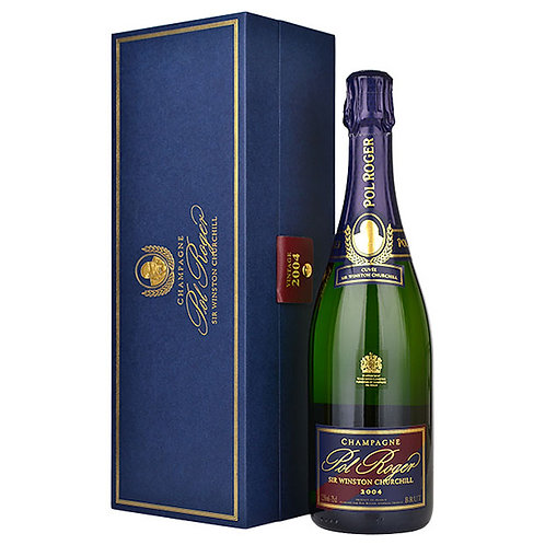 2004 Pol Roger Cuvee Sir Winston Churchill Brut (Gift Box)