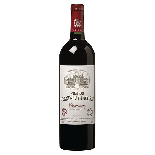 2014 Chateau Grand Puy Lacoste, Pauillac