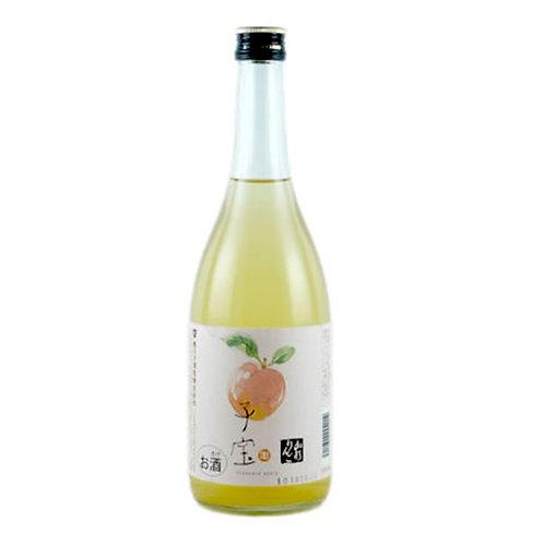 楯野川子宝蘋果酒 - 720ml