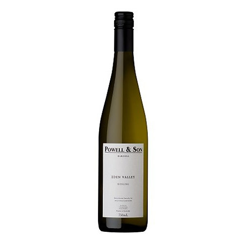 2017 Powell & Son Riesling, Eden Valley