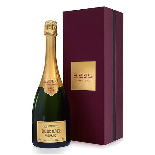 Krug Grande Cuvee 165 eme Edition Brut (Gift Box)