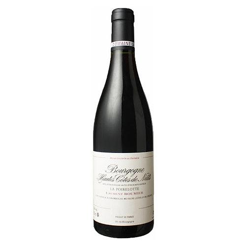 2018 Laurent Roumier Bourgogne Hautes-Cotes Nuits