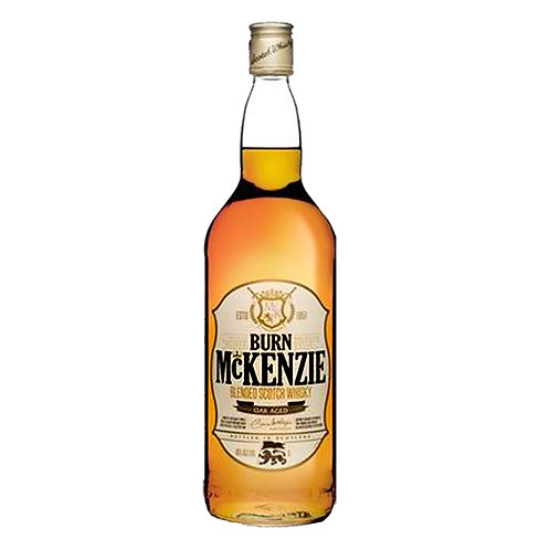 Burn McKenzie Blended Scotch Whisky - 1L