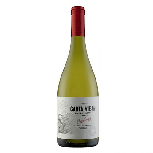 2019 Carta Vieja Chardonnay Limited Release