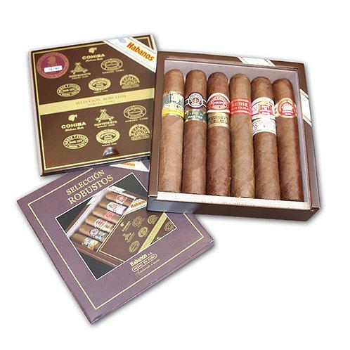 Seleccion Robusto Cuban Cigar Gift Box