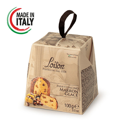 Loison Panettoncino Marron (Chestnut) 100g