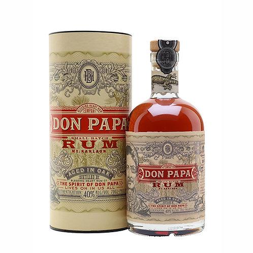 Bleeding Heart Rum Co., Don Papa 7 Years Old Rum