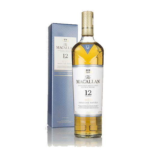 12 yr Macallan Single Malt Sherry Oak