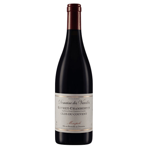 2016 Domaine Varoilles Gevrey Chambertin Couvent