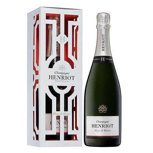 N/V Henriot Blanc de Blancs Brut w / Gift Box