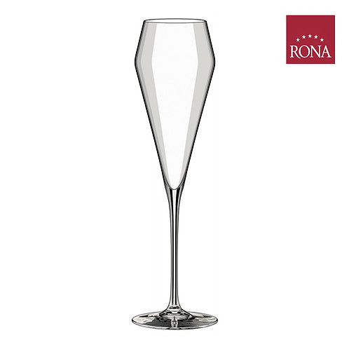 Rona Edge Champagne Flute - 22cl