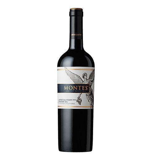 2017 Montes Limited Selection Cabernet Sauvignon - Carmenere, Colchagua