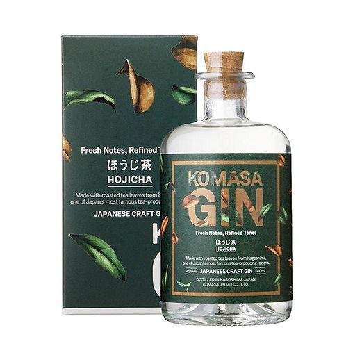 Komasa Gin Hojicha (焙茶) - 500ml