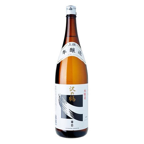 Sawan Karakuchi 澤之鶴(本釀造)  - 1.8L